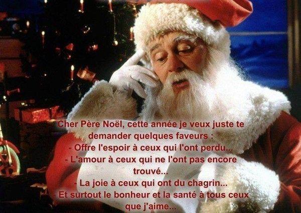 Cher Pere Noel